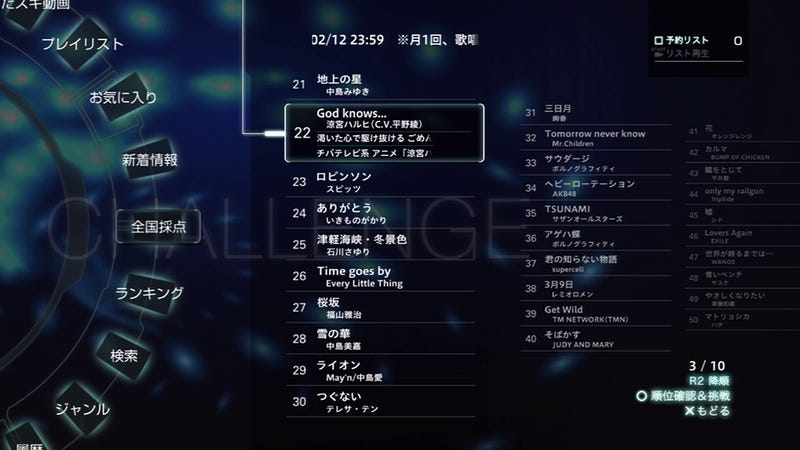 Joysound Dive Turns Your PS3 into a 90,000 Song Karaoke Machine