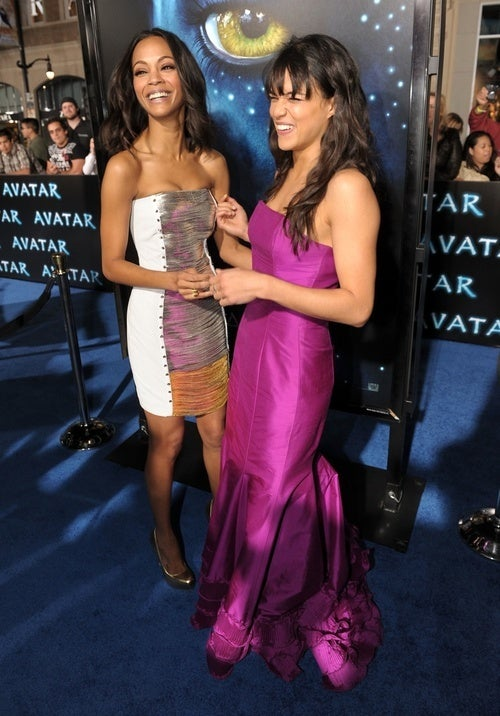 A Virtual Report from the Avatar Red Carpet