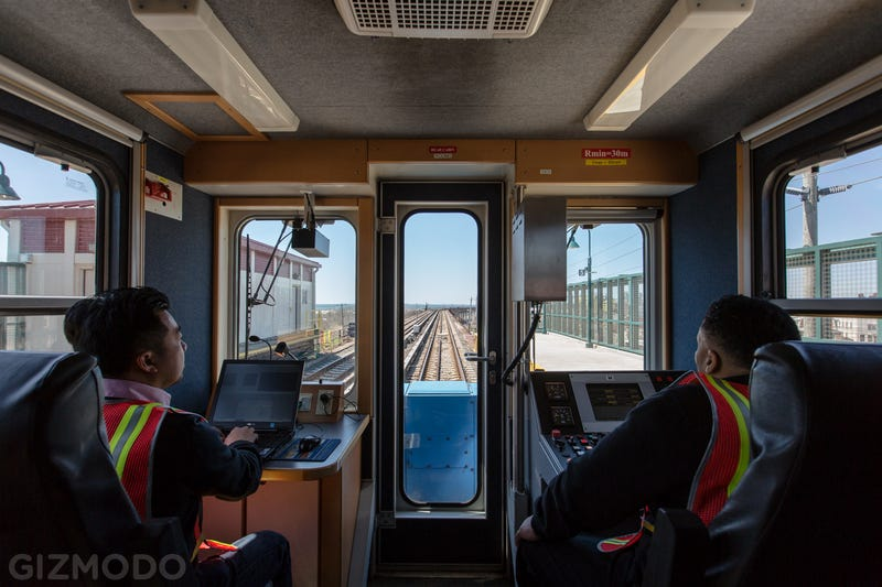 This Superheroic Train Keeps New York City's Subway Safe
