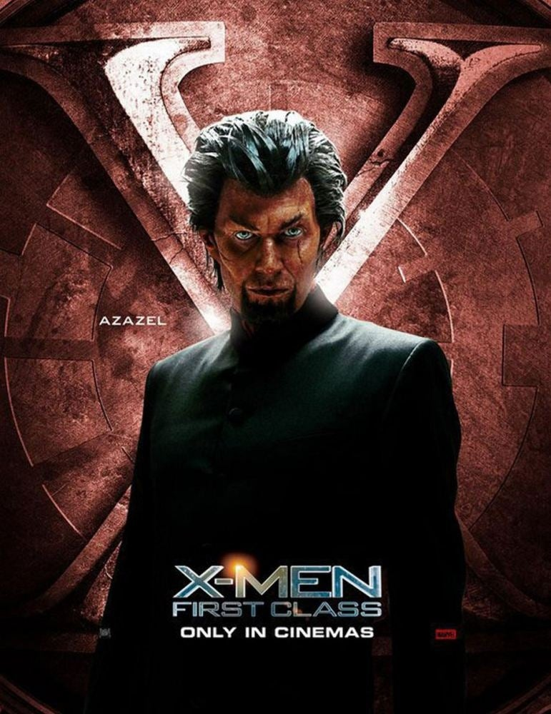 X-Men First Class Character Posters