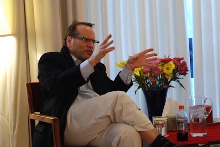 Buzz Bissinger: Foul-Mouthed Inspiration To Fertile Yale Minds