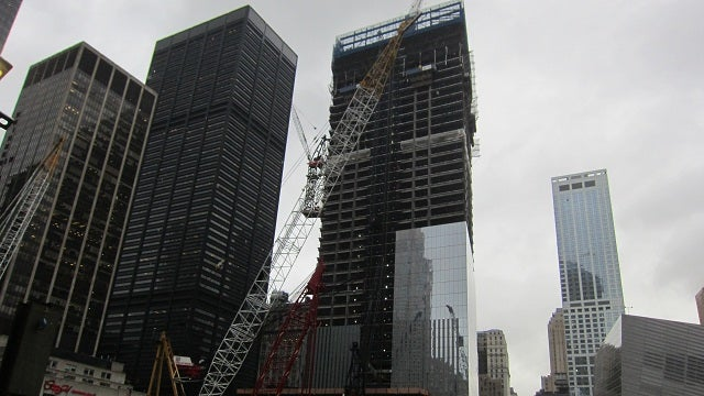 How the Greenest Skyscraper Ever Is Rising Out of the Rubble of the World Trade Center