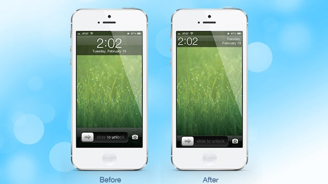 SubtleLock Redesigns the iPhone Home Screen and Gives Notifications More Room