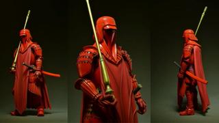 Bandai's Samurai <i>Star Wars</i>Toys Get Royal Guards, Boba Fett, And Drums