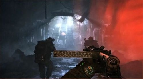 Metro 2033 Shooter Brings Apocalypse to Moscow