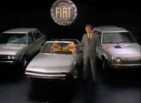 The 1980 Fiats Strike Fear Into Honda and Toyota