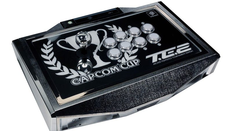 Rad Combo: Buy An Arcade Stick + Donate To Charity