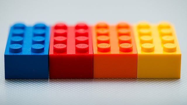 Use Lego Bricks to Ration Your Time and Stay Productive