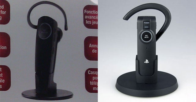 PS3 Bluetooth Headset Going Slim