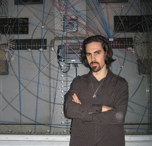 Composer Bear McCreary jumps from Battlestar Galactica to videogames