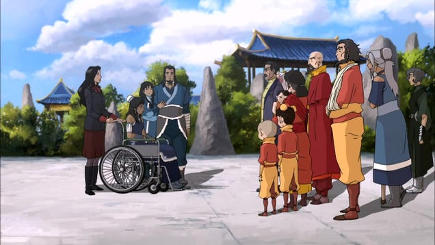 Legend of Korra Says Goodbye to Fans at Its Last Comic Con
