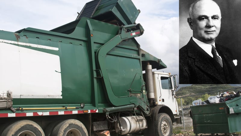 The Fascinating History Of The Garbage Truck And The Knoxville Mayor Behind It