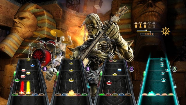 Guitar Hero Isn't Dead, It's Just Resting
