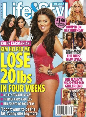 "This Week In Tabloids: Gosselin Engaged To ""Bimbo""; Aniston's Revenge Romance"