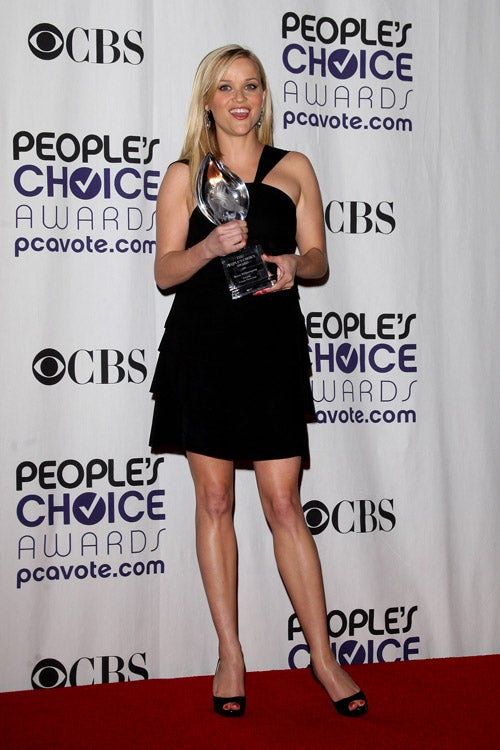 The Stars Chose Poorly At The People's Choice Awards