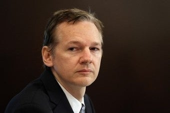 "Assange: ""Sweden Is The Saudi Arabia Of Feminism"""