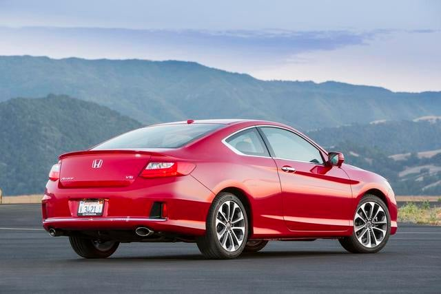 OPPOpinions: Honda Accord Coupe V6 Manual