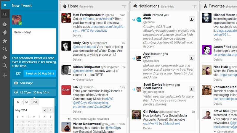 TweetDeck Tips and Tricks To Master All Things Twitter