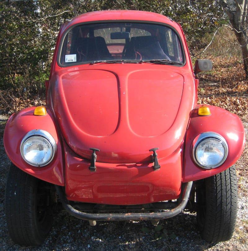 FOTS Baja Bug
