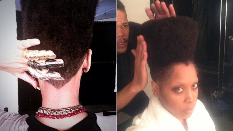 Ain't No Mountain High Enough: Meet Erykah Badu's New Hair