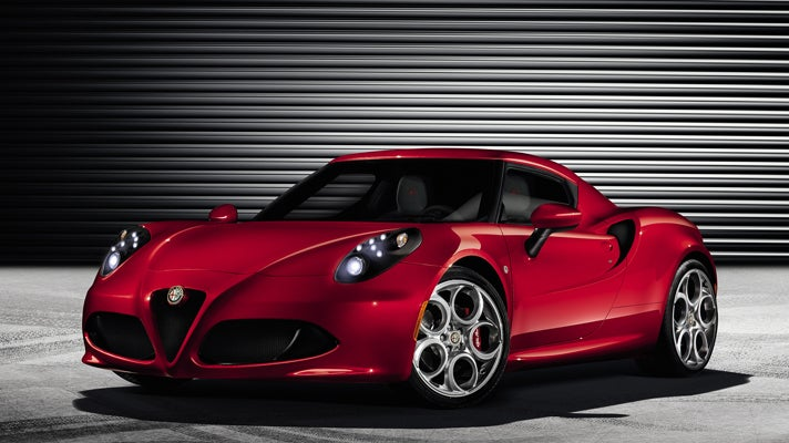 The Alfa 4C is going to be a huge bust in the US, so you should buy one