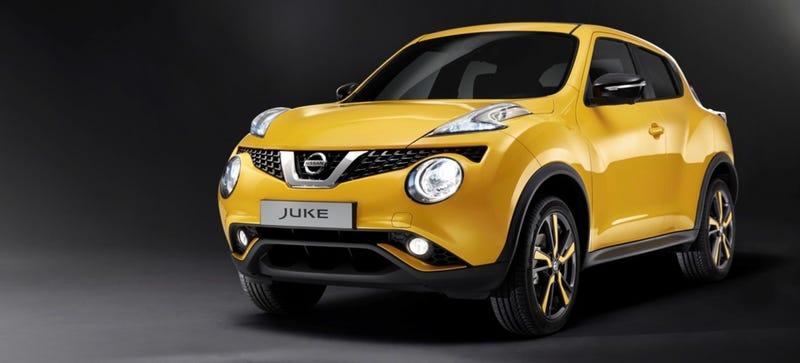 Oh Good, Nissan Understands The Juke Needs To Be Weird
