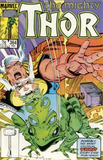 The secret history of the greatest Thor stories ever written
