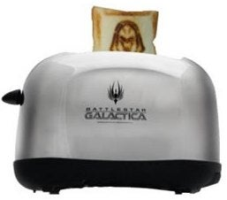 The Official io9 BSG Toaster Kitchen Challenge