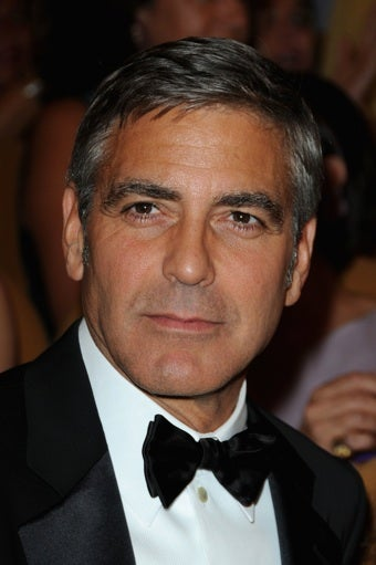 George Clooney Is Totally Over Your Lousy Manners
