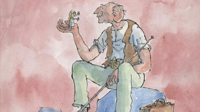 Steven Spielberg To Direct Roald Dahl's The BFG