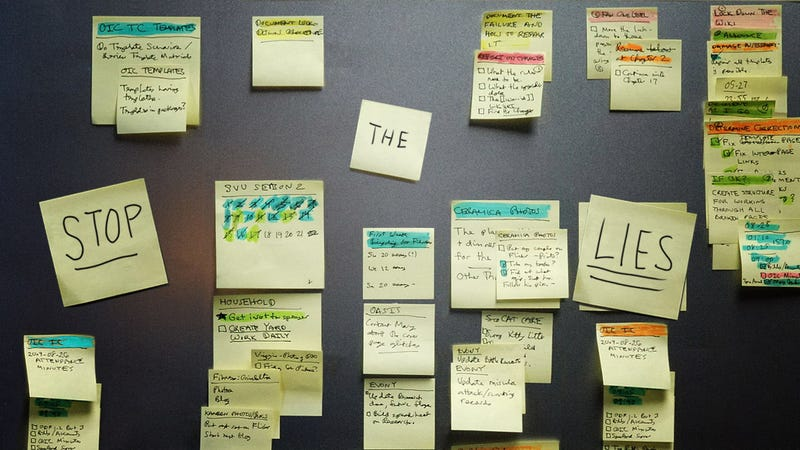 Four Lies You Tell Yourself About Productivity (and How to Stop)