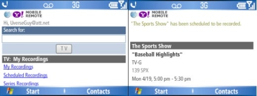 Program AT&T U-Verse DVRs From Your Phone Starting: Now