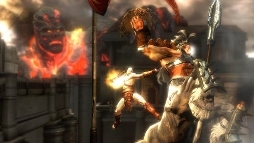 God of War III Review: Olympic Glory