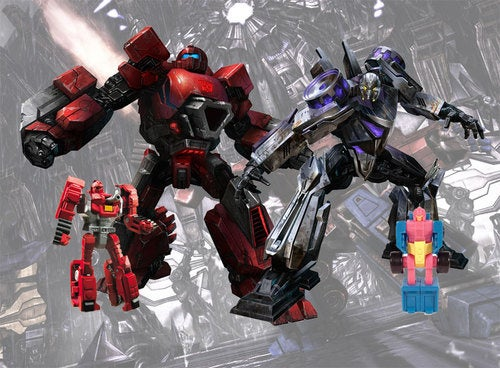 Warpath And Barricade Join The War For Cybertron