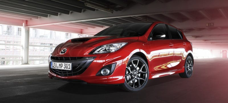 The Next Mazdaspeed3 Is Still A 'Maybe' For All-Wheel Drive
