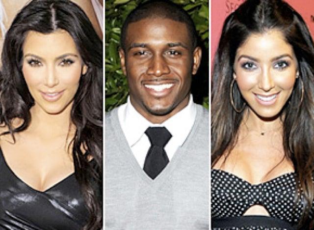 Kim Kardashian Files $20M Lawsuit Over Ad Featuring Ex-Boyfriend Reggie Bush's Kardashian-Lookalike Current Girlfriend