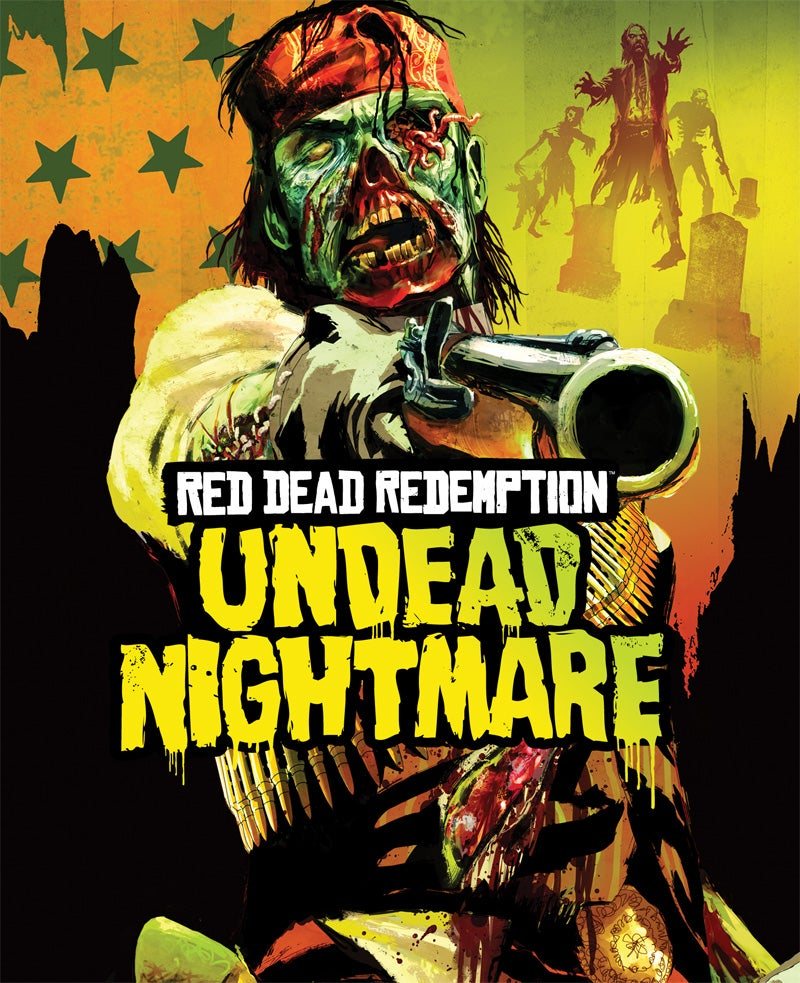 Red Dead Redemption's Cover Art Has Seen Better Days