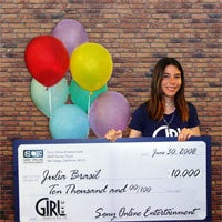 SOE Awards First G.I.R.L. Scholarship