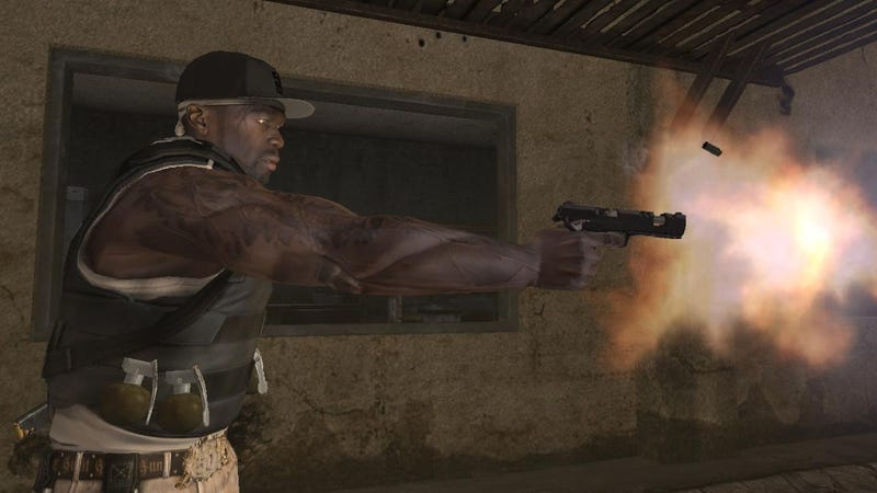 50 Cent's New Trailer and Screens