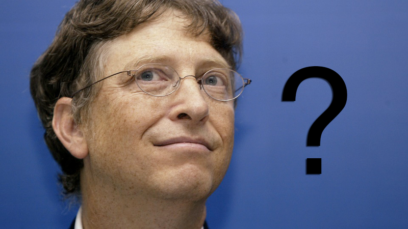 A Mysterious Next-Gen Project Sponsored By Bill Gates, And Other Gaming Secrets