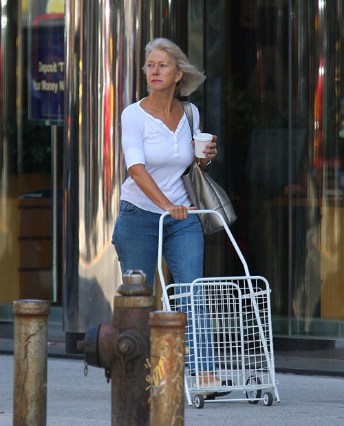 Helen Mirren Needs To Fill A Void In Her Life