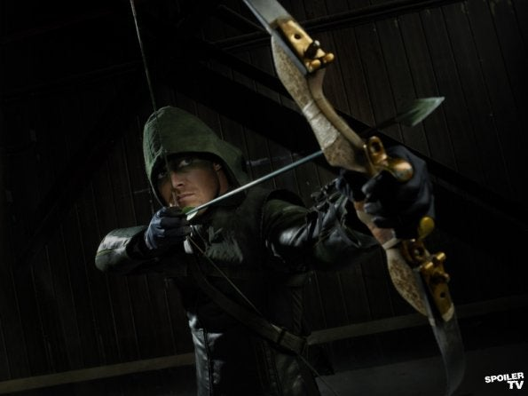 Promotional Images for Arrow