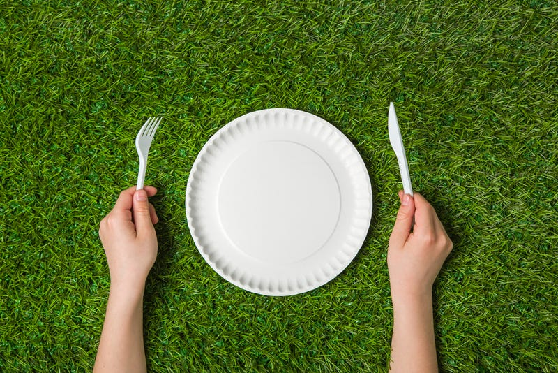 California City Has a Drought Solution: Everyone Just Be Cool and Use Paper Plates, Okay?