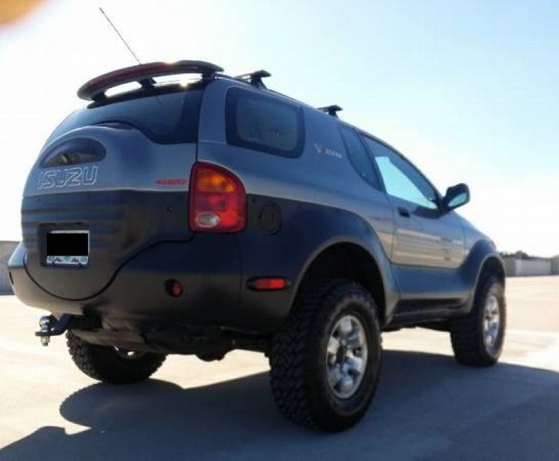 For $11,300, Don't Just Get Mad, Get VehiCROSS