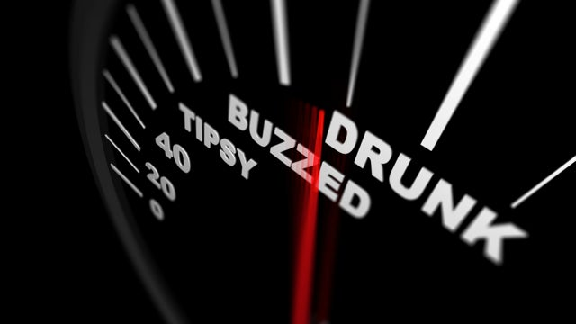 Drunk Driver Reports Self to Police