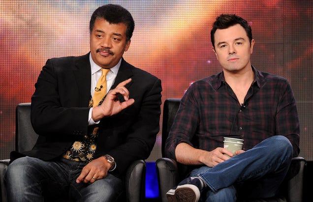 Neil deGrasse Tyson podría volver a presentar la serie Cosmos