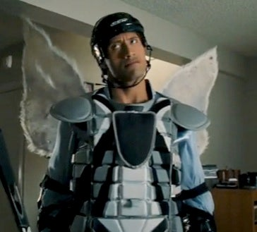 Hockey-Playing Tooth Fairy Trailer Puts the Rock in the Penalty Box