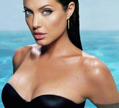Deconstructing Angelina Jolie's Inner Neocon