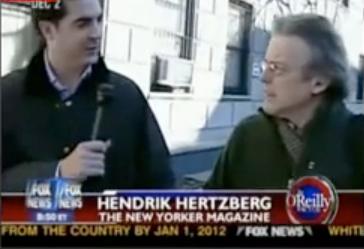 Ambushing Bill O'Reilly's Ambusher
