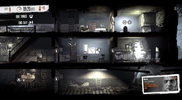 This War of Mine: The Kotaku Review
